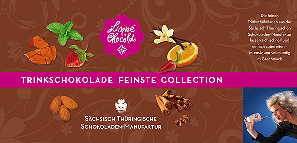 Feinste Collection Trinkschokolade